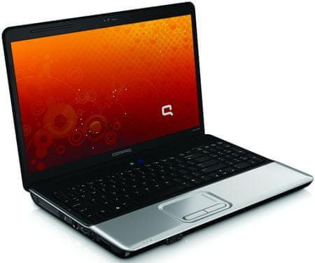 compaq 15.6 laptop with windows 7 home premium