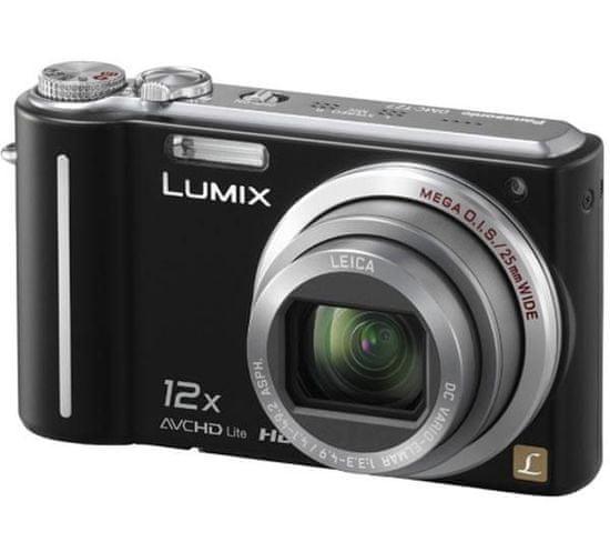 Panasonic Lumix DMC-TZ7 Black