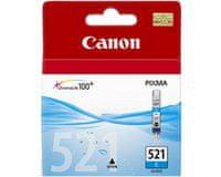 Canon CLI-521C (2934B001), azurová
