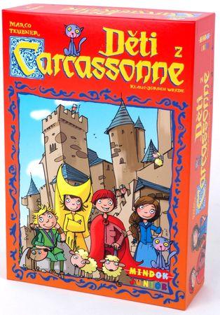 Mindok Děti z Carcassonne