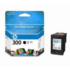 HP 300 Tintapatron, Fekete (CC640EE)