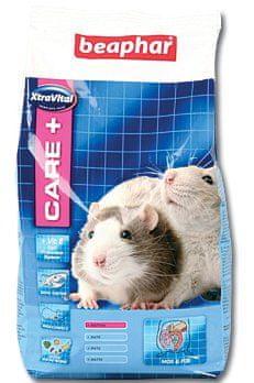 Beaphar CARE+ RAT - pokarm dla szczurów - 1,5 kg