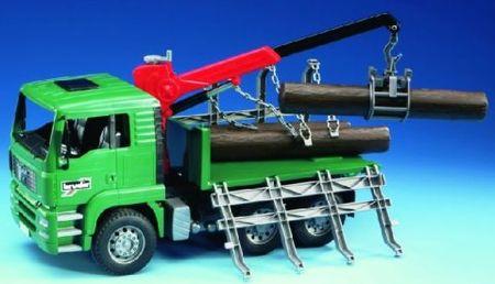 Bruder kamion s kaldama, 43 cm