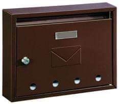 Rottner Imola poštni nabiralnik, rjav