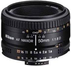 Nikon obiektyw Nikkor AF 50 mm f/1,8 D