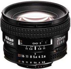 NIKON 20mm f/2,8D AF