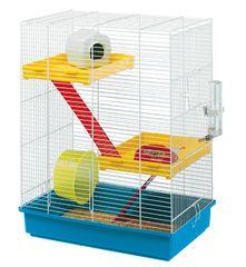 Ferplast klietka pre škrečky Hamster Tris