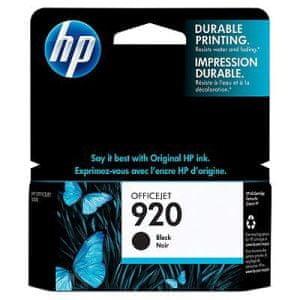 HP kartuša CD971AE, črna, 420 strani, #920