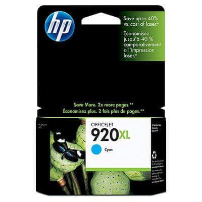 HP tinta  CD972AE Cyan #920XL, 700 stranica