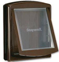 Staywell Átlátszó kutyaajtó