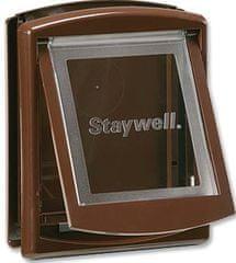 Staywell vratca s prozorno loputo