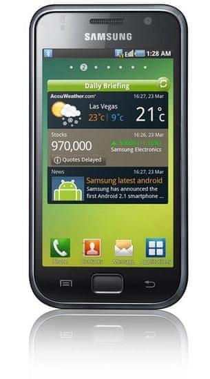 Samsung Galaxy S i9000 Metallic Black