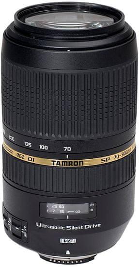 Tamron 70-300 mm f/4-5,6 SP Di VC USD pre CANON