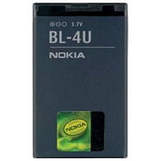 Nokia batéria BL-4U - 3120c/ 6600s/ E66/ E75 Li-ion 1100 mAh,bulk
