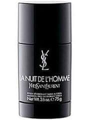 Yves Saint Laurent La Nuit De L´ Homme - dezodorans u stiku, 75 ml