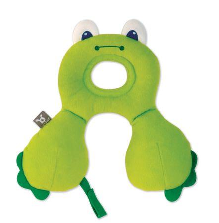 BenBat potovalna blazina za vrat, 0-12m, žaba