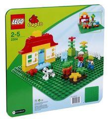 LEGO DUPLO® 2304 Płytka Budowlana Zielona