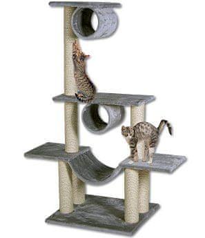 Magic cat Emeletes Macskabútor szürke