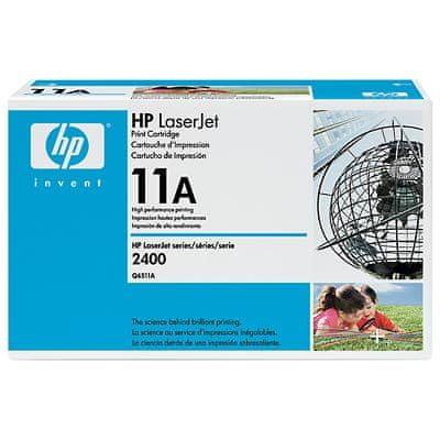 HP Q6511A Toner, Fekete