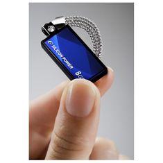Silicon Power USB ključek Touch 810 8 GB, moder