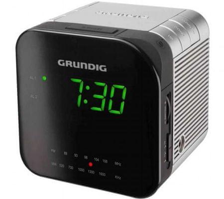 Grundig radiobudzik SONOCLOCK 590