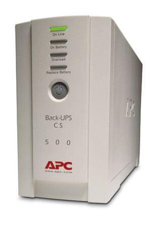 APC Brezprekinitveno napajanje UPS Back CS 500 VA, BK500EI