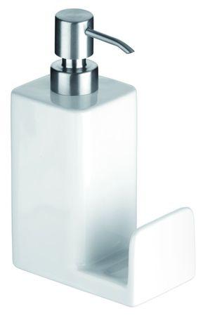 Tescoma Dozownik detergentu z miejscem na gąbkę ONLINE 350ml (900812)