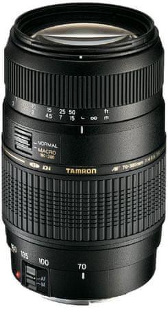 Tamron 70-300 mm AF f/4-5.6 Di LD Macro 1:2 NIKON (5 let záruka) - rozbaleno