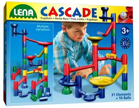 LENA Jump építő játék Kreatív játék