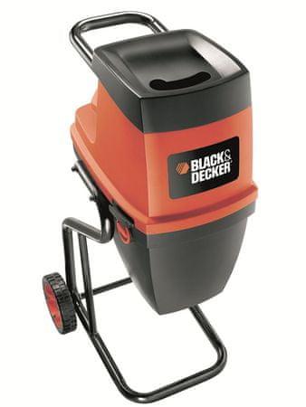Black+Decker GS 2400 Elektromos aprító