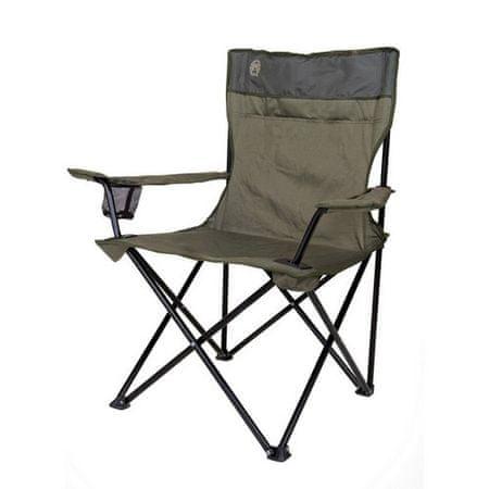 Coleman Standard Quad Chair zelená - použité