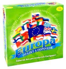 Albi Európa, otázky a odpovede (v slovenčine)