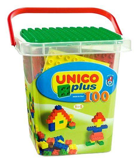 Unico Box s kockami 100 ks