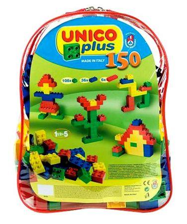 Unico Építőkockák táskában 150 db