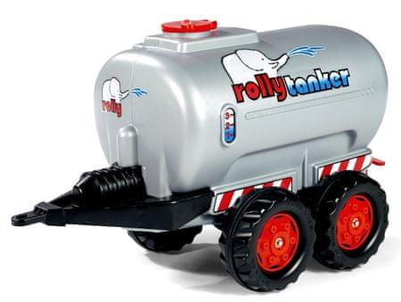 Rolly Toys Rolly tanker 2osý-stříbrný