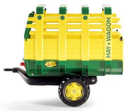Rolly Toys Utánfutó pedálos traktorhoz