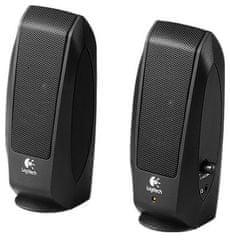 Logitech zvučnici S-120, crni