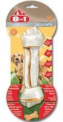 8in1 Delights Bone L žvečljiva kost, 1 kos