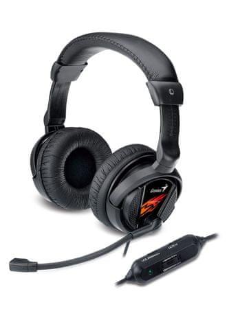 Genius slušalke HS-G500V