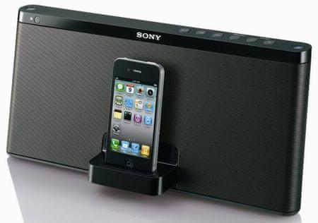 Sony zvočniška postaja RDP-X60IP
