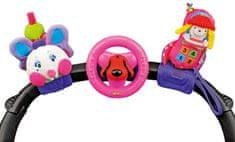 K´s Kids živahni komplet igrač za pritrditev z ježkom