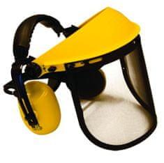 Homelite Obličejový štít se sluchátky
