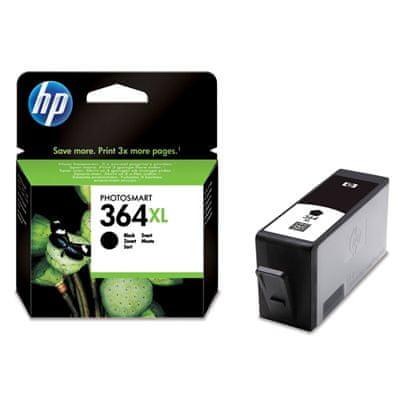 HP CN684EE, XL černá