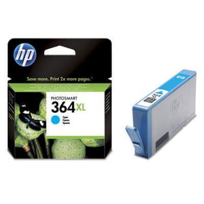 HP CB323EE, azurová