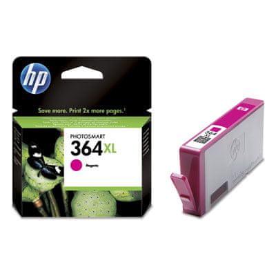 HP kartuša CB324EE, magenta, 750 strani #364XL