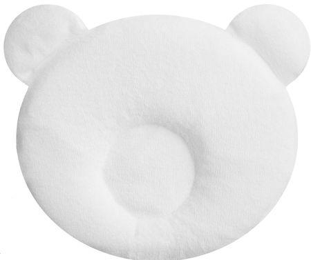 Candide Panda polštářek, bílý