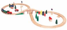 Woody željeznica i vlak 8, 40 komada