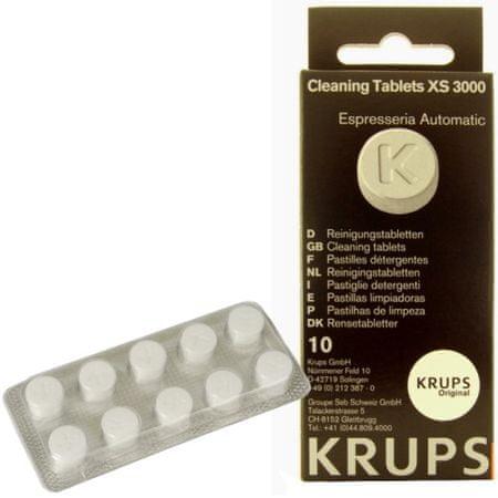 Krups tablete za čišćenje XS 300010