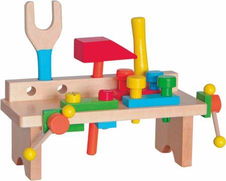 b852ce391 Woody Pracovný stôl jednoduchý - nový dizajn | MALL.SK