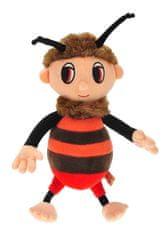 Mikro hračky Brumda 29cm plyšový s písničkami - Příběhy včelích medvídků